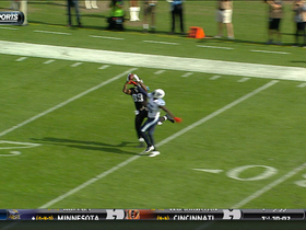 Video - Jacksonville Jaguars tight end Marcedes Lewis 30-yard catch