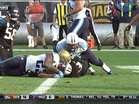 Video - Tennessee Titans running back Shonn Greene 1-yard touchdown