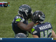 Watch: Kam Chancellor intercepts Carson Palmer