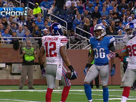 Video - New York Giants wide receiver Jerrel Jernigan 20-yard touchdown