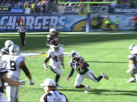 WK 16 Can't-Miss Play: Weddle bobbling interception