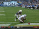 Watch: Chargers force turnover on downs