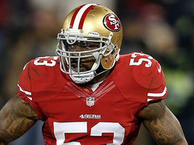 NaVorro Bowman closes out Candlestick Park with HUGE pick-six