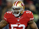 Watch: NaVorro Bowman closes out Candlestick Park with HUGE pick-six