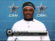Watch: Brandon Carr on Romo: 'I haven't seen him around'