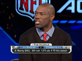 Video - Terrell Owens: Cowboys 'have nothing to lose'