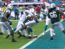 Video - New York Jets quarterback Geno Smith 7-yard touchdown run