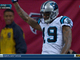 Watch: Ginn 3-yard touchdown pass from Newton