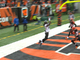 Watch: Marlon Brown 8-yard TD reception