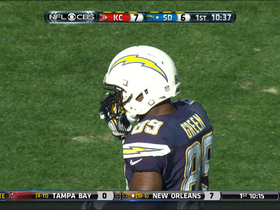 Video - San Diego Chargers Ladarius Green 22-yard touchdown reception