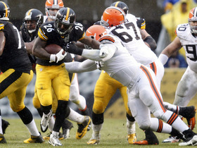 Video - Week 17: Browns vs. Steelers highlights