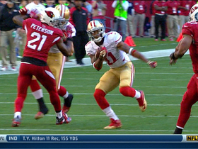 Video - San Francisco 49ers wide receiver Quinton Patton picks up 26 yards on the carry