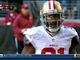 Watch: Boldin catches a pass and runs for a 63-yard gain