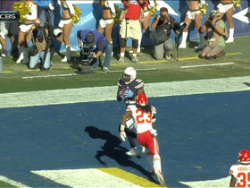Video - San Diego Chargers tight end Antonio Gates 4-yard touchdown