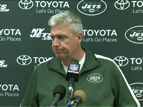 Video - Rex Ryan happy to still be a Jet