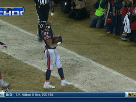 Video - Chicago Bears running back Matt Forte 5-yard TD run