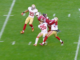 Video - WK 17 Can't-Miss Play: Michael Floyd fights through three