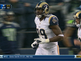 Video - St. Louis Rams tight end Jared Cook 2-yard touchdown reception