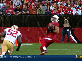 Video - Arizona Cardinals tight end Rob Housler catches a 30-yard pass from quarterback Carson Palmer