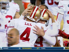 Video - Week 17: San Francisco 49ers vs. Arizona Cardinals highlights