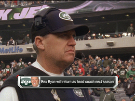 Video - Rex Ryan to remain New York Jets coach, but for how long?