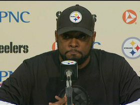 Video - Pittsburgh Steelers head coach Mike Tomlin: 'A lot of work needs to be done from an officiating standpoint'