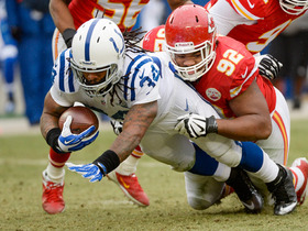 Video - 'Playbook': Kansas City Chiefs defense vs. Indianapolis Colts offense