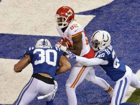 Video - Kansas City Chiefs wide receiver Dwayne Bowe 6-yard TD