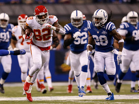 Video - Wild Card Can't-Miss Play: Kansas City Chiefs wide receiver Dwayne Bowe goes beast mode
