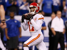 Video - Wild Card Can't-Miss Play: Kansas City Chiefs wide receiver Donnie Avery 79-yard touchdown catch