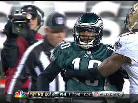 Video - Philadelphia Eagles wide receiver DeSean Jackson 40-yard reception
