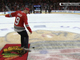 Watch: Shoot the puck: Gould ditches stick for a kick