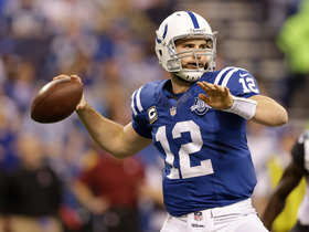 Video - Pick Magnet: Indianapolis Colts QB Andrew Luck