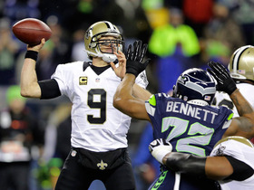 Video - Can New Orleans Saints upset the Seattle Seahawks?