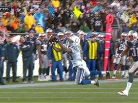 Video - Divisional Round Can't-Miss Play: Indianapolis Colts wide receiver T.Y. Hilton hauls it in