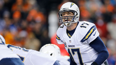 San Diego Chargers QB Philip Rivers revival