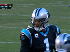 Video - Divisional Round: Cam Newton highlights