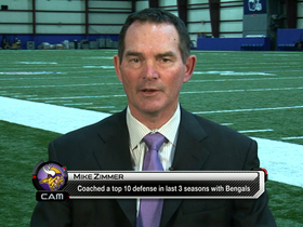 Video - Mike Zimmer addresses Minnesota Vikings quarterback situation