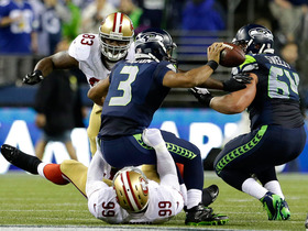 Video - 'Playbook': San Francisco 49ers defense vs. Seattle Seahawks offense