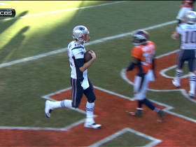 Video - New England Patriots quarterback Tom Brady 5-yard TD run