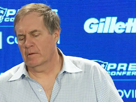 Video - New England Patriots head coach Bill Belichick: 'It was one of the worst plays I've seen'