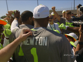 Video - NFL Fan Pass: Best of Pro Bowl sound