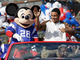 Watch: Malcolm Smith celebrates at Disney World