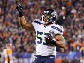 Video - Film study with Seattle Seahawks linebacker and Super Bowl XLVIII MVP Malcolm Smith