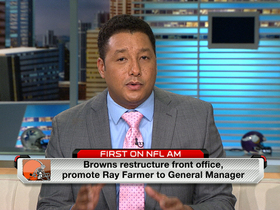 Video - Cleveland Browns restructure front office