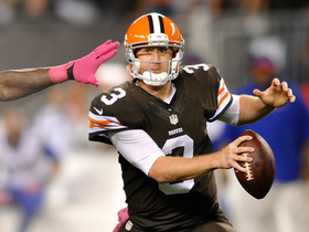 Video - Michael Silver: Cleveland Browns quarterback Brandon Weeden wants out of Cleveland