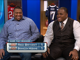Video - Name that Seattle Seahawk: Red Bryant and Brandon Mebane