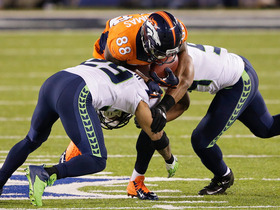 Video - Seattle Seahawks perfect the legal hit
