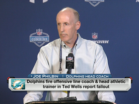 Video - Miami Dolphins head coach Joe Philbin: 'I'm the one that's responsible'