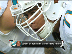 Video - Latest on Miami Dolphins offensive lineman Jonathan Martin's NFL future